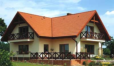 Dachówka betonowa cena m2