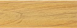 Listwa przypodłogowa PCV 6x2x250cm  SK-001 dąb bawarski, cena za mb.
