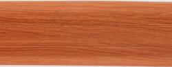 Listwa przypodłogowa PVC  6x2x250cm  SK-005 badi, cena za mb.