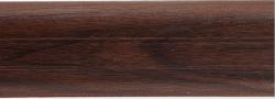 Listwa przypodłogowa PVC  6x2x250cm  SK-007 wenge, cena za mb.