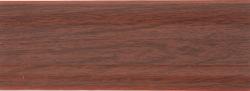 Listwa przypodłogowa PVC  6x2x250cm  SK-010 dąb bagienny, cena za mb.