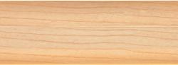 Listwa przypodłogowa PVC  6x2x250cm  SK-012 klon, cena za mb.