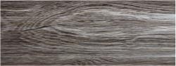 Listwa przypodłogowa PVC  6x2x250cm  SK-015 dąb szary, cena za mb.
