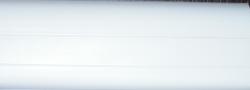 Listwa przypodłogowa PVC  6x2x250cm  SK-016 biały, cena za mb.