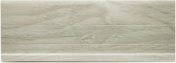 Listwa przypodłogowa PVC  6x2x250cm  SK-021 dąb siwy, cena za mb.