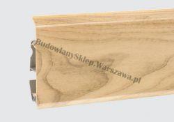 EVO Korner listwa przypodłogowa PVC, jesion biały 25-71-0-017E , cena za mb