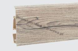 EVO Korner listwa przypodłogowa PVC, dąb jaśminowy 25-71-0-013E , cena za mb