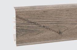 EVO Korner listwa przypodłogowa PVC, dąb skalisty 25-71-0-005E , cena za mb