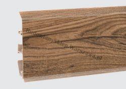 EVO Korner listwa przypodłogowa PVC, dąb leonardo 25-71-0-007E , cena za mb