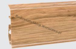 EVO Korner listwa przypodłogowa PVC, dąb exclusive 25-71-0-022E , cena za mb