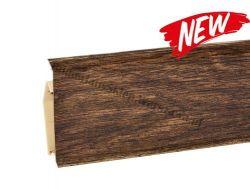 EVO Korner listwa przypodłogowa PVC, dąb karamonowy 25-71-0-032E , cena za mb