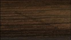 Ćwierćwałek KORNER listwa przypodłogowa wykończeniowa PCV, WENGE 25-15-098, cena za mb