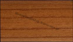 Ćwierćwałek KORNER listwa przypodłogowa wykończeniowa PCV, CZEREŚNIA 25-15-036, cena za mb