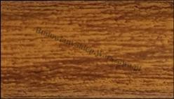 Ćwierćwałek KORNER listwa przypodłogowa wykończeniowa PCV, DĄB ZŁOCISTY  25-15-097, cena za mb