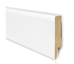 Listwa przypodłogowa MDF SKL6 6x1,2x207cm od ręki Warszawa!, wysokość 6cm / 60mm, cena za mb