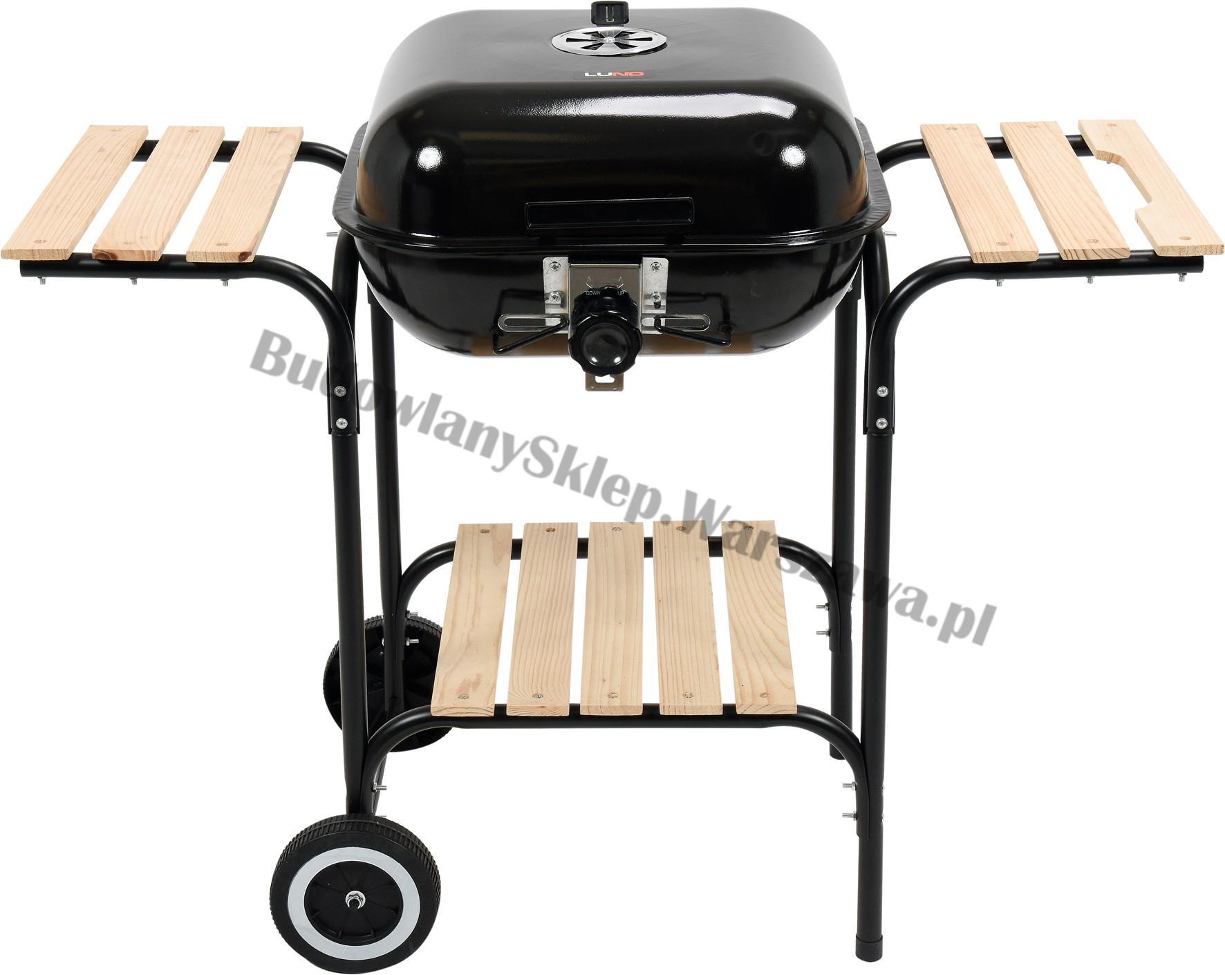 Węglowy grill ogrodowy 99581 45x45cm Toya