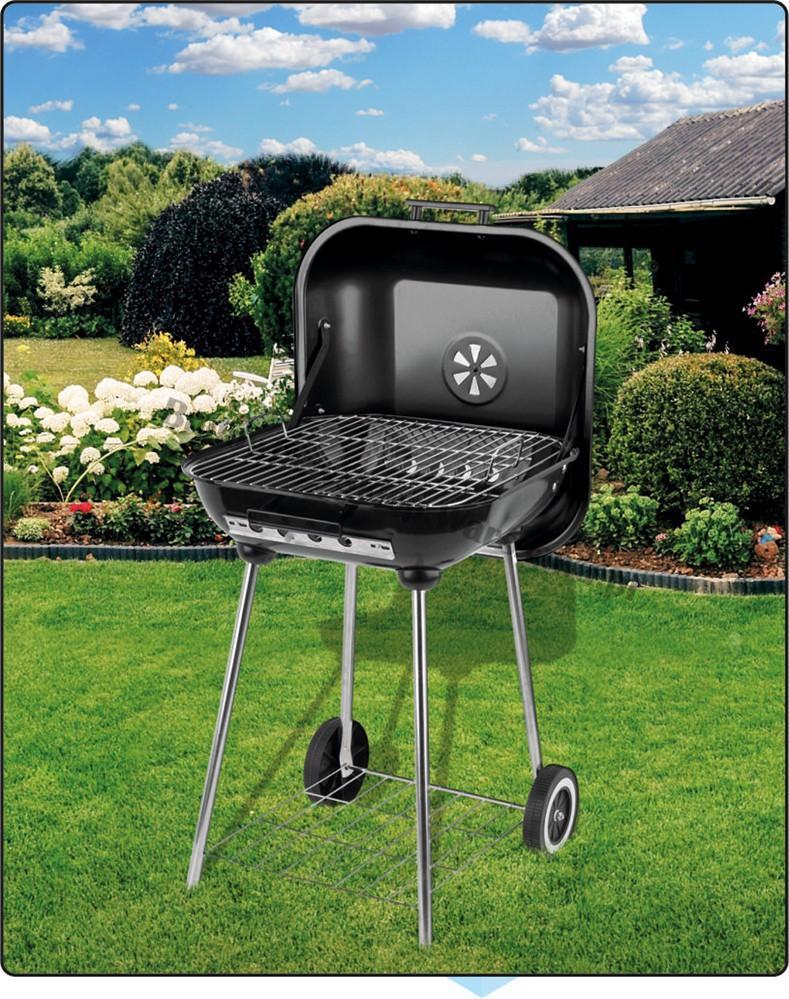 Węglowy grill ogrodowy 99580 40x45cm Toya