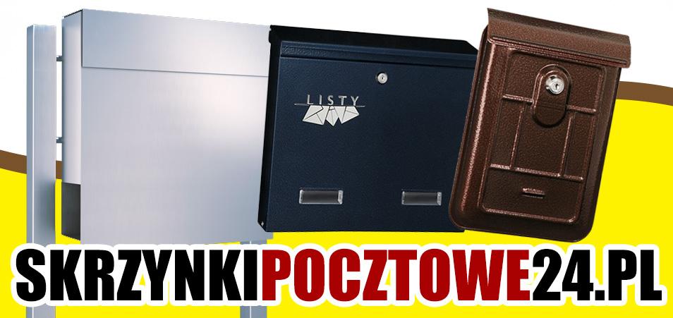 Skrzynki na listy, pocztowe sklep internetowy