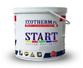 Izotherm Tynk akrylowy Start
